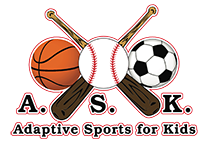 Adaptive Sports For Kids Logo